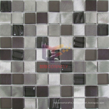 Aluminium Mix Cool Paving Crystal Mosaic Tile (CFA79)
