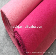 100 % New Zealand pure cashmere wool felt / fabric for Mats , clothes, etc