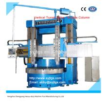 Tour de tourelle verticale à double colonne en Chine à vendre avec le meilleur prix en stock offert par la grande fabrication de tours à tourelle verticale