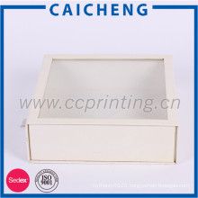 Custom-made luxury Megnet folding Paper Packaging Box