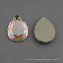 Déposer des pierres plates de pierres plates de dos (DZ-1023)