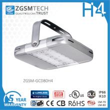 150lm / W neue niedrige Bucht 80W LED beleuchtet mit Fabrik-Preis