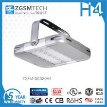 150lm / W nouvelles lumières basses de baie de 80W LED avec le prix usine