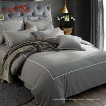 Modern home textile brand names Gold Sufang with Oxford pillow cases in long staple cotton