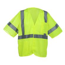 Polyester High Visibility Reflective Safety Vest