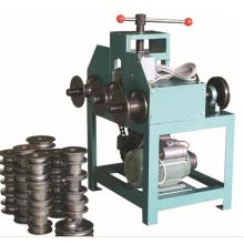 Máquina de estampado de tubos cuadrados HHW-G76 con CE