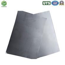 Graphite à métaux perforés à crampons (SS, CS, Ni)