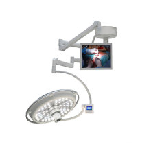 Ceiling surgical shadowless light suspended scialytic lamps