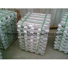 Tratamento de superfície Adicionar lingote de alumínio puro Preço