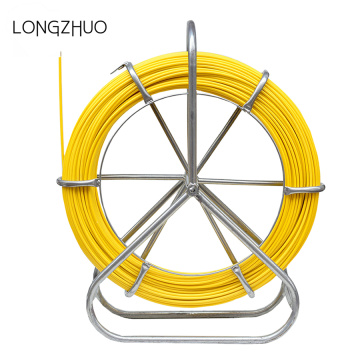 6mm 120m Portable Small Fiberglass Duct Rod
