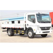 4X2 conduite à droite Dongfeng camion léger / camion léger de cargaison / camion de camionnette / légère boîte de fret camion / camionnette fourgon