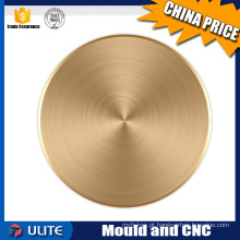 Peças de usinagem de alumínio CNC de peças de precisão Metal ShenZhen