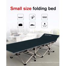 Cama dobrável de dobramento de pouco peso da cama extra do hotel do hospital da cama