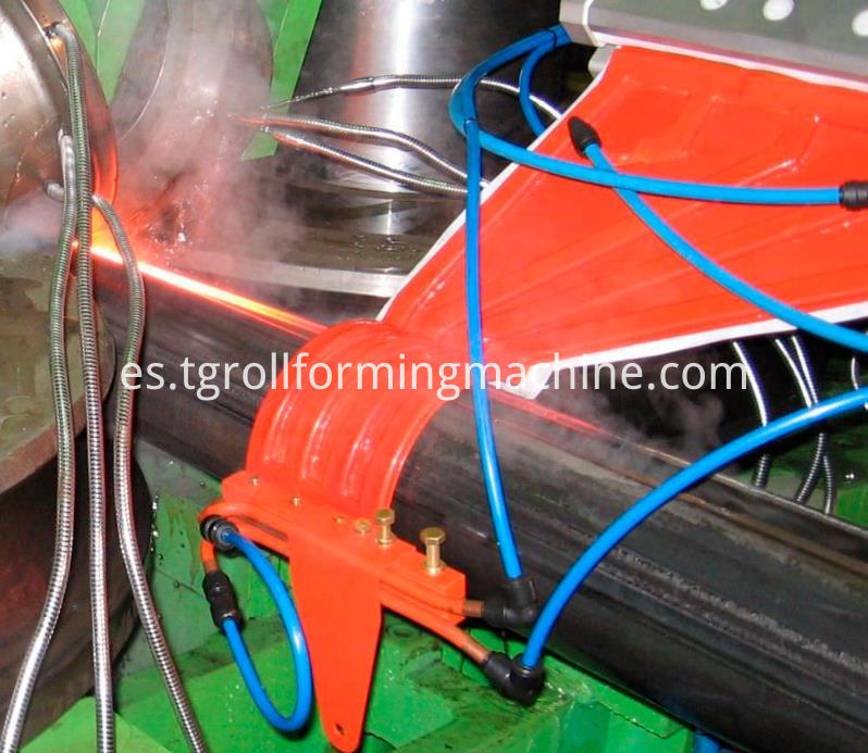 Welded Tube Forming Machine