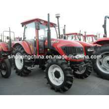 2WD 4WD Agricultural Farming Tractor 80HP/ 85HP (DQ800B DQ804B DQ850B)