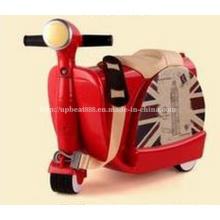 Hard Case Kids Children Ride-on Suitcase Scoot Case Travel Luggage