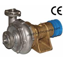 (TIPO 1) Bombas de água do aço inoxidável/bronze marinho do mar cru