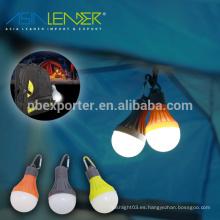 Lámpara portátil SMD LED con batería