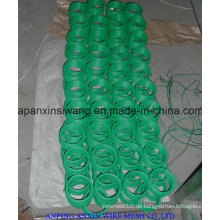 PVC-Mantel Draht