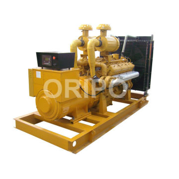 prime power 300kw shangchai diesel generator with great silencer