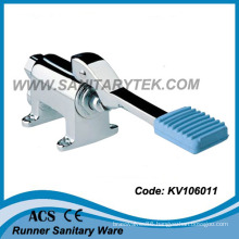 Floor Mounted Foot Operated Tap (KV106011)