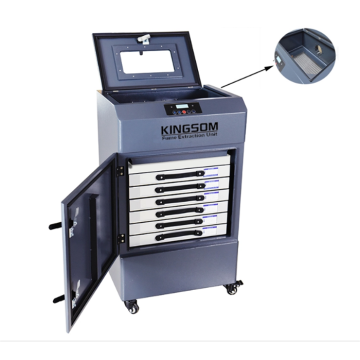 Extractor de humos Kingsom Chemical Lab