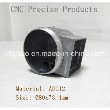 Lampenkörper / Tube LED oben / Druckguss / CNC