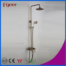 Misturador de duche de bronze antigo Antique Fakeer Rainfall Bathroom