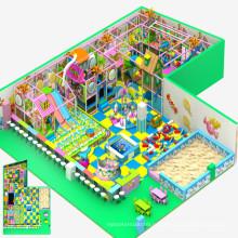 Детский игровой интерьер Крытый спортивный комплекс для детей