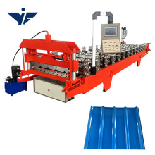 840+Roof+panel+roll+forming+machine