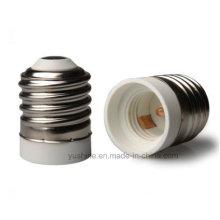 E40 to E27 Lamp Adapter with Ceramic Body