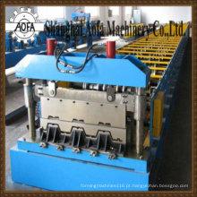 Máquina formadora de rolos de convés de piso Bemo (AF-D688)