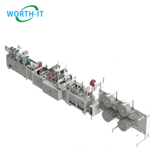 N95 non folding automation mask production line face mask machine fully automatic , N 95 nonwoven face mask machines