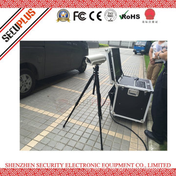 UVSS Mobile Car Bomb Detector Anti-Terrorism Under Vehicle Surveillance System