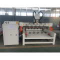 wood stair rotary axis cnc router machine