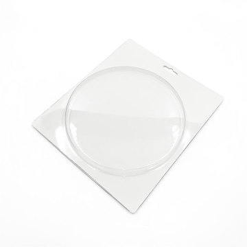 Weight scale paper card packaging