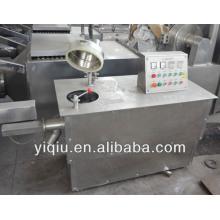 Machine à granuler mélangeur humide à sec