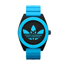 Student Colorful Quartz Silicone Watch