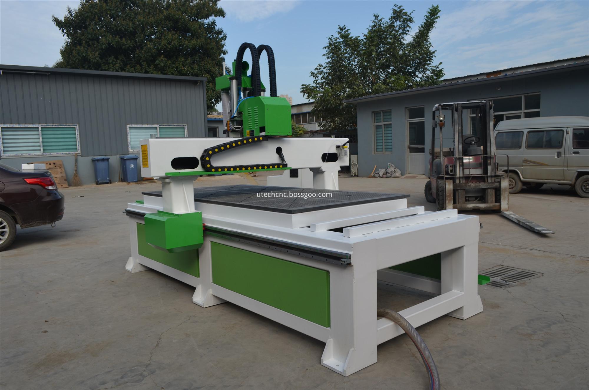 engraving three process machine
