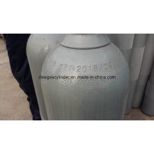 99.999%N2o Gas Filling Cylinder with Valve