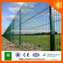 Alibaba decorative metal garden fence/decorative metal fencing/retractable fencing for gardens