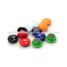 whiteboard round Magnets