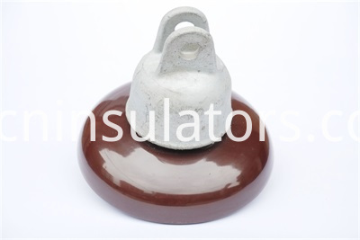 52-1disc porcelain insulator