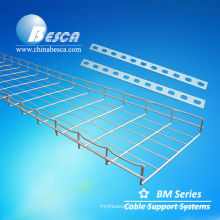 Stainless Steel/Aluminum Wire Mesh Cable Trays