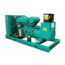 60Hz 320kw 400kVA Diesel Gas Silencioso Duel Generador de combustible