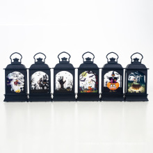 Christmas Oil Led Light Hanging Ornaments Festival New Year Night Light Christmas Decorations for Home Christmas Tree Decoration