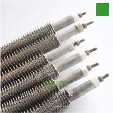 Elemento de aquecimento tubular personalizado Aquecedor de ar aquecido