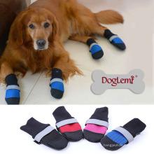 Vente chaude chien chaussures bottes chaudes pour les chiens Vente de chaussures de chien