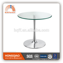 T-Y7 wood steel design coffee table