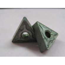 Inserciones de fresado triángulo indexable de carburo cementado